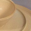 Dinnerware Place Setting,  Butter Glaze